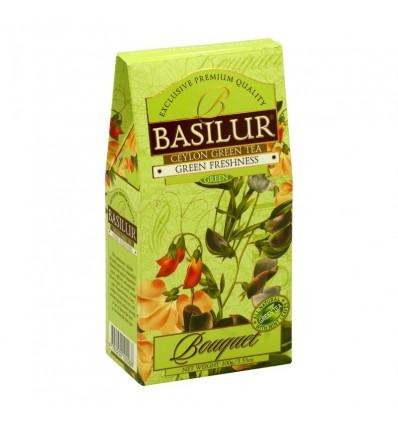 Herbata zielona Green Freshness - mięta, szafran, amarant