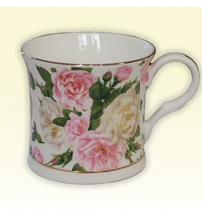 Porcelanowy kubek angielski Royal Bouquet, Creative Tops