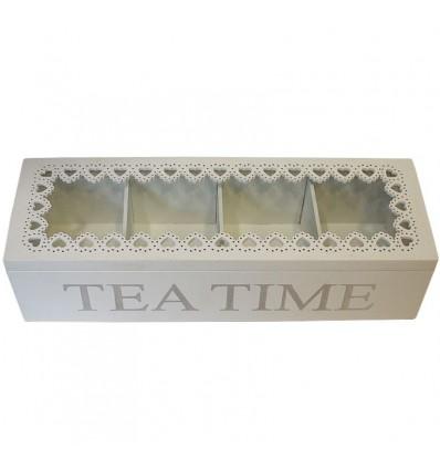 Pudełko na herbatę, herbaciarka