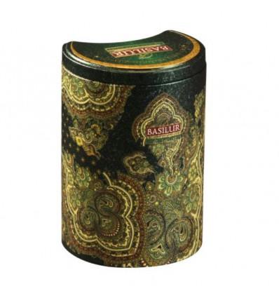 Herbata zielona Moroccan Mint mięta marokańska puszka - Basilur