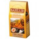 Herbata czarna jesienna, szafran i syrop klonowy, Basilur, stożek 100 g