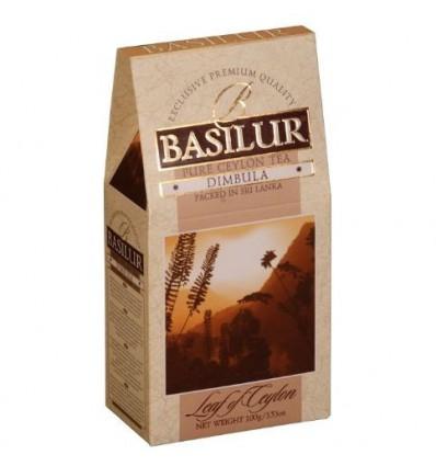 Herbata czarna Dimbula, intensywna -Basilur, stożek 100 g
