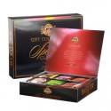 Herbata czarna i zielona ekspresowa, Gift box Classics 60 szt - Basilur, kartonik