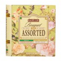 Herbata zielona owocowa ekspresowa, zestaw 32 szt - książka Basilur