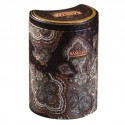 Herbata czarna Magic nights żurawina, chaber - puszka, Basilur 100 g