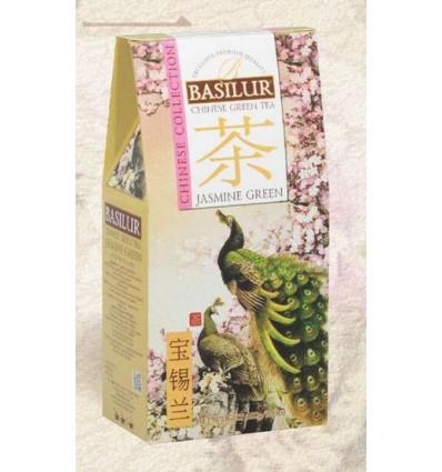 Herbata zielona jaśminowa, Basilur, stożek 100 g