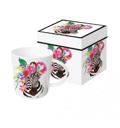 Kubek Zebra, 350 ml, PPD