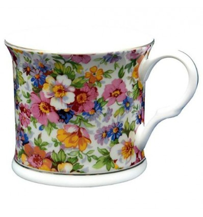 Porcelanowy kubek Royal Chintz, 300 ml, Creative Tops