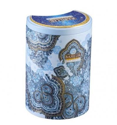 Herbata czarna Frosty Afternoon, marakuja, pomarańcza, Basilur, puszka 100 g