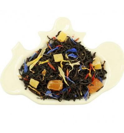 Herbata czarna Earl grey Captain's - Basilur, 100 g, uzupełnienie
