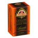 Herbata czarna Ceylon Orange Pekoe - Basilur, 25 szt