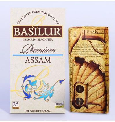 Herbata czarna Darjeeling - Basilur, puszka 100 g