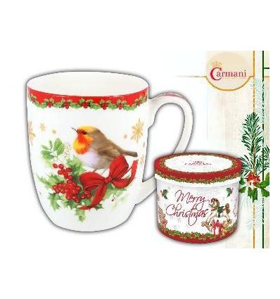 Kubek świąteczny, 400 ml, Carmani