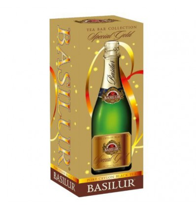 Herbata czarna Magic Evening szampan, ananas Basilur 65 g NOWOŚĆ