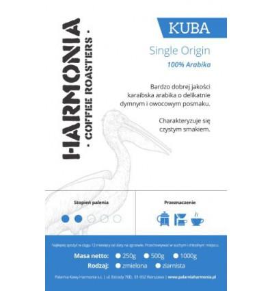 Kawa Peru Single origin 100 % arabika- mielona, 250 g
