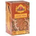 Herbata czarna Caramel dream, karmelowa - Basilur, 25 szt