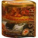Herbata czarna jesienna, szafran i syrop klonowy, Basilur, puszka 100 g